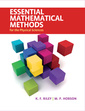 Couverture de l'ouvrage Essential Mathematical Methods for the Physical Sciences