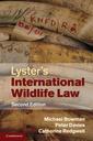 Couverture de l'ouvrage Lyster's International Wildlife Law