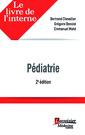 Couverture de l'ouvrage Pédiatrie