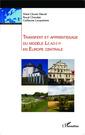 Couverture de l'ouvrage Transfert et apprentissage du modèle Leader en Europe centrale