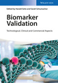 Couverture de l'ouvrage Biomarker Validation