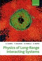 Couverture de l'ouvrage Physics of Long-Range Interacting Systems