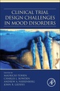 Couverture de l'ouvrage Clinical Trial Design Challenges in Mood Disorders