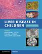 Couverture de l'ouvrage Liver Disease in Children