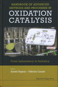 Couverture de l'ouvrage Handbook of Advanced Methods and Process in Oxidation Catalysis