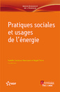 Couverture de l'ouvrage Pratiques sociales et usages de l'énergie