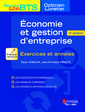 Couverture de l'ouvrage Économie et gestion d'entreprise