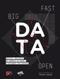 Couverture de l'ouvrage Big, Fast & Open Data