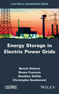 Couverture de l'ouvrage Energy Storage in Electric Power Grids