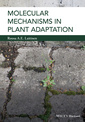 Couverture de l'ouvrage Molecular Mechanisms in Plant Adaptation