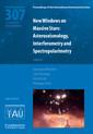 Couverture de l'ouvrage New Windows on Massive Stars (IAU S307)
