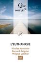 Couverture de l'ouvrage L'euthanasie