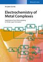 Couverture de l'ouvrage Electrochemistry of Metal Complexes