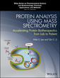 Couverture de l'ouvrage Protein Analysis using Mass Spectrometry