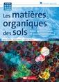 Couverture de l'ouvrage Les matières organiques des sols