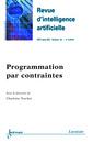 Couverture de l'ouvrage Revue d'intelligence artificielle RSTI série RIA Volume 28 N° 5/Septembre-Octobre 2014