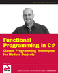 Couverture de l'ouvrage Functional Programming in C#