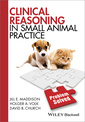 Couverture de l'ouvrage Clinical Reasoning in Small Animal Practice