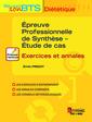 Couverture de l'ouvrage Épreuve Professionnelle de Synthèse – Étude de cas
