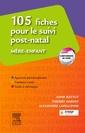 Couverture de l'ouvrage 105 fiches pour le suivi post-natal mère-enfant