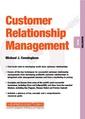 Couverture de l'ouvrage Customer Relationship Management