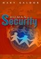 Couverture de l'ouvrage Human Security