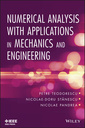 Couverture de l'ouvrage Numerical Analysis with Applications in Mechanics and Engineering