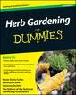 Couverture de l'ouvrage Herb Gardening For Dummies®