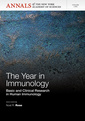 Couverture de l'ouvrage The Year in Immunology