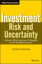 Couverture de l'ouvrage Investment Risk and Uncertainty