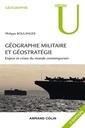 Couverture de l'ouvrage Géographie militaire et géostratégie