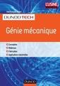 Couverture de l'ouvrage Génie mécanique