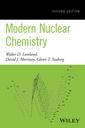 Couverture de l'ouvrage Modern Nuclear Chemistry