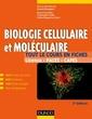 Couverture de l'ouvrage Biologie cellulaire et moléculaire