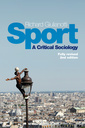 Couverture de l'ouvrage Sport: A Critical Sociology 2e