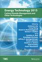 Couverture de l'ouvrage Energy Technology 2015