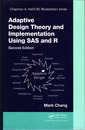 Couverture de l'ouvrage Adaptive Design Theory and Implementation Using SAS and R, 2nd Ed