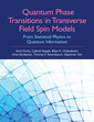 Couverture de l'ouvrage Quantum Phase Transitions in Transverse Field Spin Models