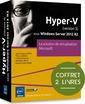 Couverture de l'ouvrage Hyper-V (version 3) sous Windows Server 2012 R2