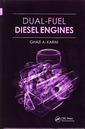 Couverture de l'ouvrage Dual-Fuel Diesel Engines