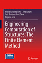 Couverture de l'ouvrage Engineering Computation of Structures: The Finite Element Method