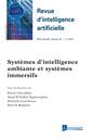 Couverture de l'ouvrage Revue d'intelligence artificielle RSTI série RIA Volume 29 N° 1/Janvier-Février 2015
