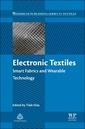 Couverture de l'ouvrage Electronic Textiles