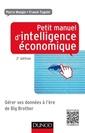 Couverture de l'ouvrage Petit manuel d'intelligence économique
