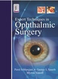Couverture de l'ouvrage Expert techniques in ophthalmic surgery