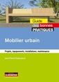 Couverture de l'ouvrage Mobilier urbain
