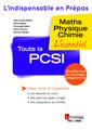 Couverture de l'ouvrage Toute la PCSI