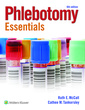 Couverture de l'ouvrage Phlebotomy Essentials (6th Ed.)