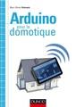 Couverture de l'ouvrage Arduino pour la domotique
