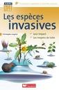 Couverture de l'ouvrage Les espèces invasives